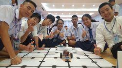 ・日タイ学生サイエンスフェア(TJ-SSF)2018に本校学生3名が参加