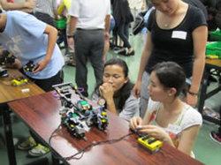 レゴロボットの操作