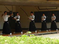 第56回近県弓道上田大会(高校の部)
