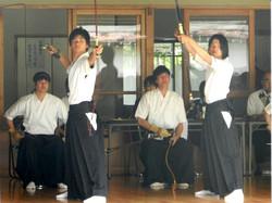 平成25年度 長野県高等学校総合体育大会 弓道競技大会