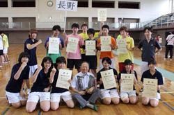 平成26年度関東信越地区高等専門学校体育大会バドミントン競技