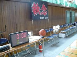 第1体育館(A戦)