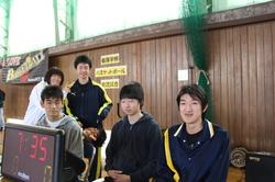長野高専の部員たち