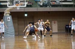 全勝対決となった長岡戦1