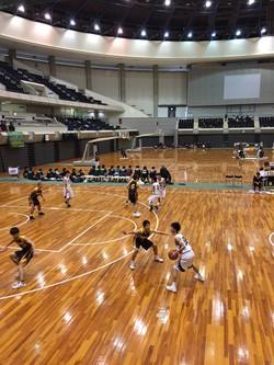 順位決定リーグ vs松江高専