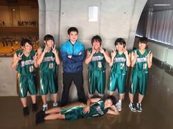 平成28年度北信高等学校新人体育大会 バスケットボール競技(女子)