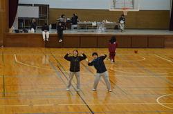 今年の長野高専の学生は審判にも手を出し始めました