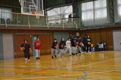 東日本高専バスケットボール女子交流大会を運営しました(4年目)