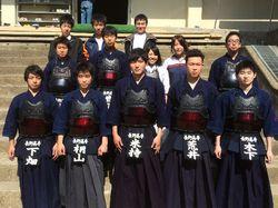 平成26年度北信高等学校春季体育大会・剣道競技