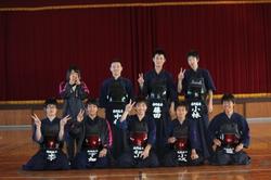 平成26年度北信高等学校秋季体育大会(新人戦)・剣道競技