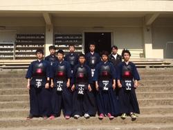 平成27年度北信高等学校総合体育大会・剣道競技