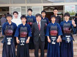 平成27年度長野県高等学校総合体育大会・剣道競技