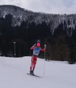 第40回長野県スキー大会週間結果