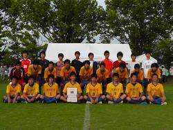 第45回全国高等専門学校サッカー選手権予選北信越大会