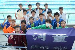 平成28年度関東信越地区高等専門学校体育大会水泳競技