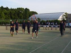 平成29年度関東信越地区高等専門学校体育大会ソフトテニス競技(男子団体・ダブルス優勝)