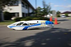 優勝した「長野高専 Selene」