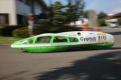 2位入賞した「長野高専 Cygnus」