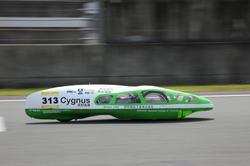 グループIII(大学・短大・高専・専門学校部門)で優勝した「長野高専 Cygnus」