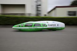 優勝した「長野高専 Cygnus」