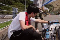 生産環境システム専攻 2年 丸山 巧さんの記事を「高専をこよなく愛する在校生からのメッセージ」に掲載しました.
