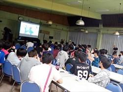 ワールドカップ観戦  日本 vs セネガル戦