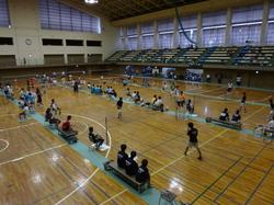 関東信越地区高等専門学校体育大会バドミントン競技結果