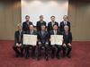 技術支援部の加藤技術専門職員が国立高等専門学校職員表彰で若手奨励賞を受賞