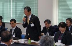 【写真】加藤長野市長(写真中央)