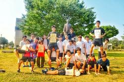 平成30年度 関東信越地区高等専門学校体育大会結果(卓球部)