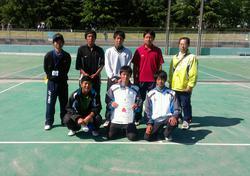 北信高等学校総合体育大会ソフトテニス競技会