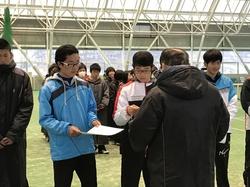第45回長野市選抜インドアソフトテニス大会