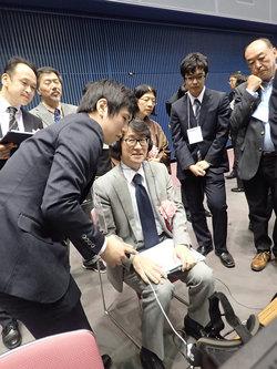デモンストレーション審査