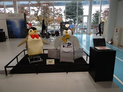 お台場モーターフェスにて高専ロボコン全国大会出場ロボットが展示されます