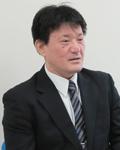 電気電子工学科准教授 柄澤孝一