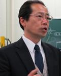電子制御工学科教授 堀口勝三