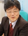 環境都市工学科教授 西川嘉雄