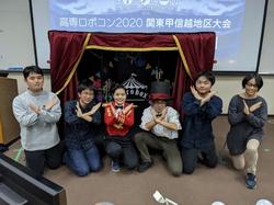 全国大会出場を決めたBチーム「acroboX」