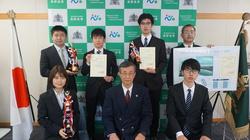 日本設計工学会 設計コンテスト2020で、長野高専チームが3連覇