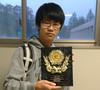 機械工学科 4年 齋藤 康輝さんの記事を「在校生からのメッセージ」に掲載しました.